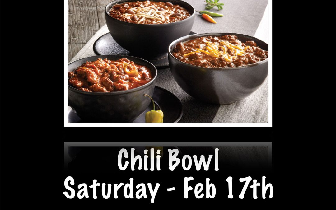 Chili Bowl February 17th, 2018